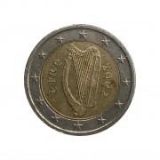 2 Euros Irlanda 2002 mbc