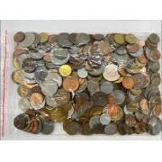 400 moedas Diversas