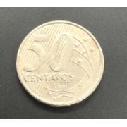 50 Centavos 1998 MBC