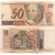 50 Reais Guido Mantega/Meirelles FE (C 321)