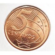 5 CENTAVOS 2012-FC