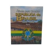 Álbum de Moedas da Republica do Brasil 1889 a 1942