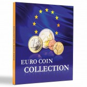 Álbum de Moedas Euro para 26 países Leuchtturm No346511