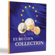 Álbum Euro Coin Collection (para inserir 26 séries completas) - Ref. 346511