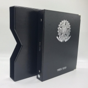 Album Luxo com box N° 1 / 1889-1939 (República)