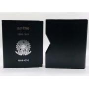 Álbum Luxo com box Nº 5 Império / 1868-1889 República