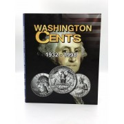 Álbum moedas Estados Unidos - Washington Cents 1932-1998