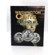 Álbum moedas Estados Unidos - Washington Cents 1932-1998