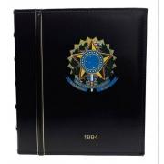 Álbum Moedas Super Luxo Vl. 4 Plano Real 1994-2023