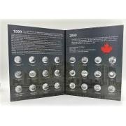 Album Quarter  Millennium Canada 1999-2000 Vazio