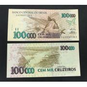 C229 - Cem mil Cruzeiros (Flor de estampa)