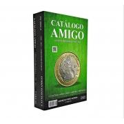 Catálogo Amigo: 2 em 1 Moedas e Cédulas Brasileiras- 4ª Edição 2022