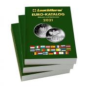 Catálogo de Moedas do Euro 2021 - Leuchtturm