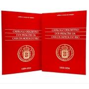 Catálogo Descritivo dos Patacões da Casa da Moeda do Rio - Vol.1/Vol.2