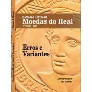 Catálogo Ilustrado de Moedas do Brasil 1ª ed. 2021 - Erros e Variantes