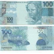 Cédula 100 Reais EG (Levy/Tombini)