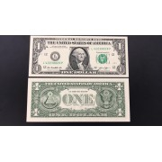 Cédula 1 Dólar