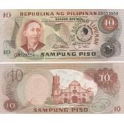 Cédula Filipinas- Flor de Estampa