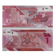 Cédula Polímero Trinidad e Tobago FE