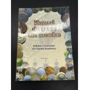 """Livro """"Manual de erros em moedas: Defeitos e anomalias em moedas brasileiras"""" - Edil Gomes (1ª ed.)"""