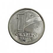 Moeda 1 centavo 1990 fc