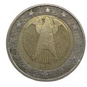 Moeda Alemanha 2 Euros