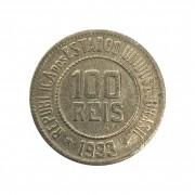 Moeda Brasil 100 Réis 1933 MBC