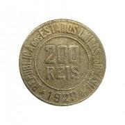 Moeda Brasil 200 Réis 1929 MBC