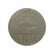 Moeda Brasil 400 Réis 1936 MBC Oswaldo Cruz MBC