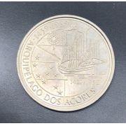 Moeda de Portugal 100 Escudos Arquipelogo dos Açores