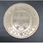 Moeda de Portugal 100 Escudos Bartolomeu Cabo da Boa Esperanca
