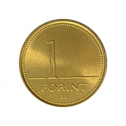 Moeda Hungria 1 Forint 1996 FC