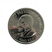 Moeda Quênia 1 Shilling 2010 FC
