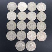 SÉRIE 100 RÉIS 1918-1935