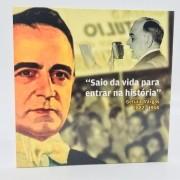Série Getúlio Vargas 1938  com 4 moedas MBC + cartela