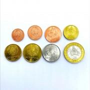 Set de Moedas Bielorrussia - 8 moedas
