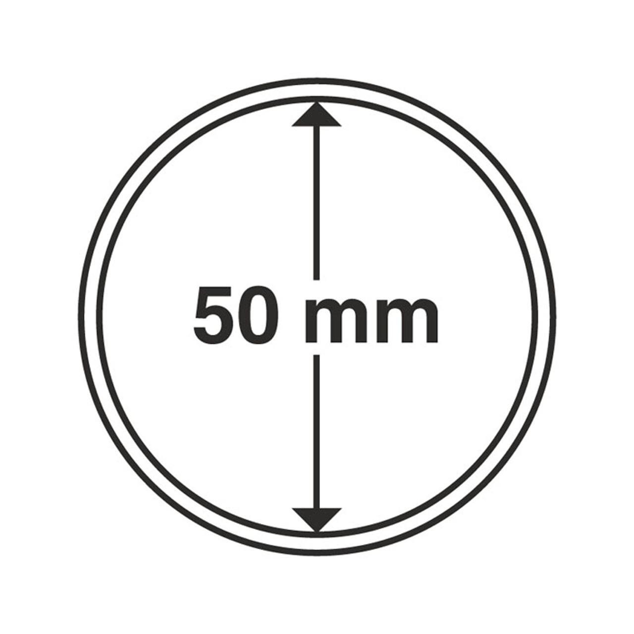 1 Cápsula Leuchtturm 50 mm
