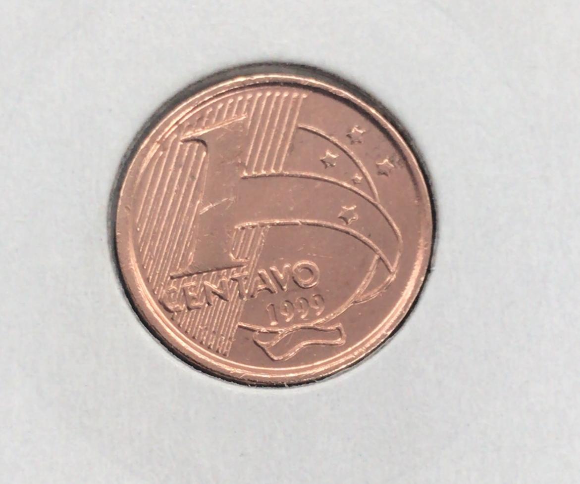 1 centavo 1999 MBC