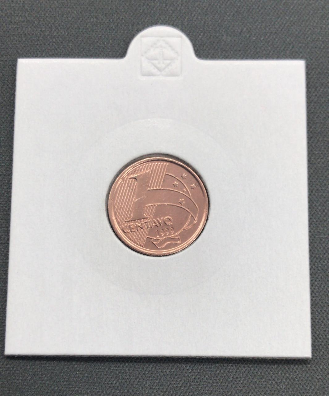 1 centavo 1999 MBC  Higienizado
