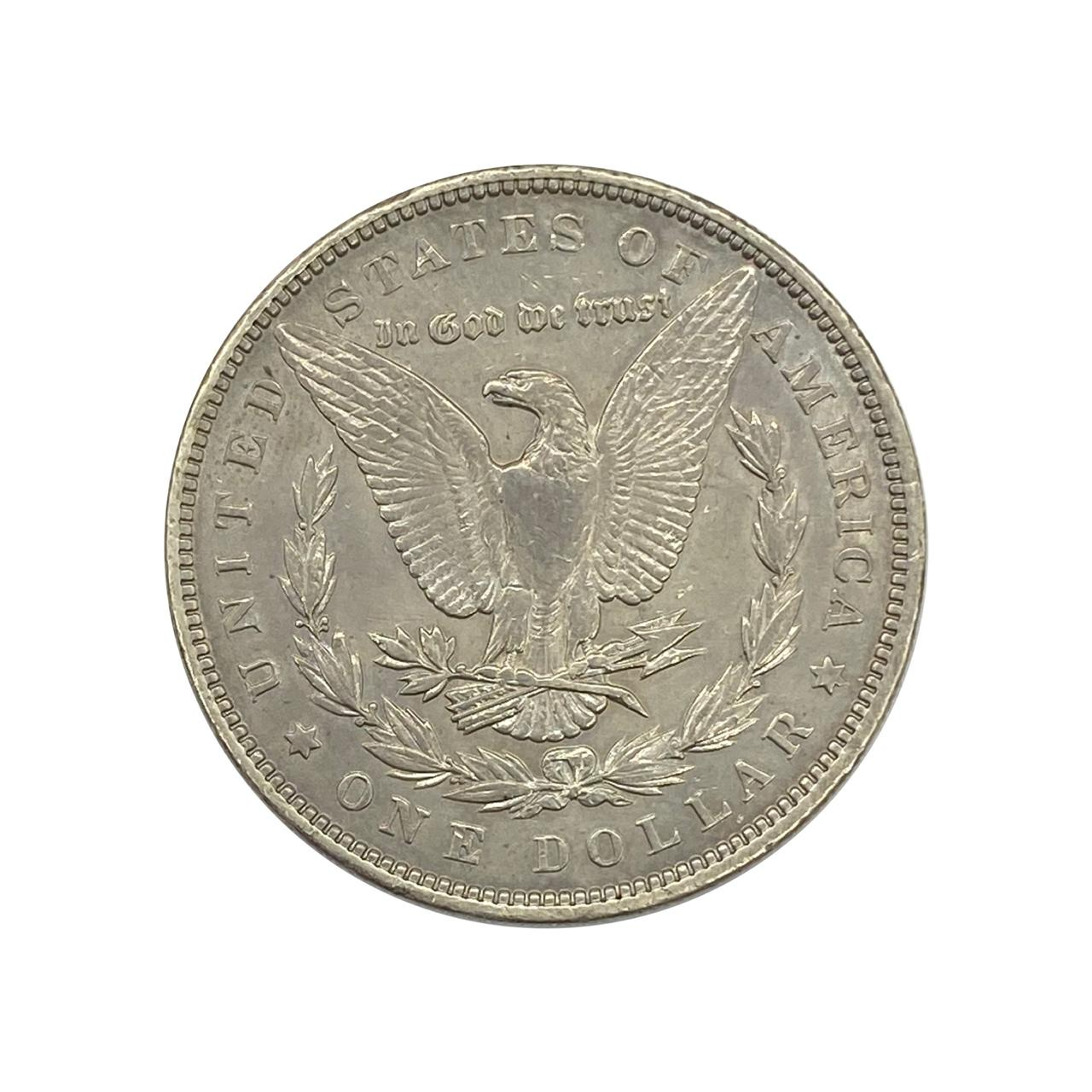 1 Dólar Morgan Dollar-1884