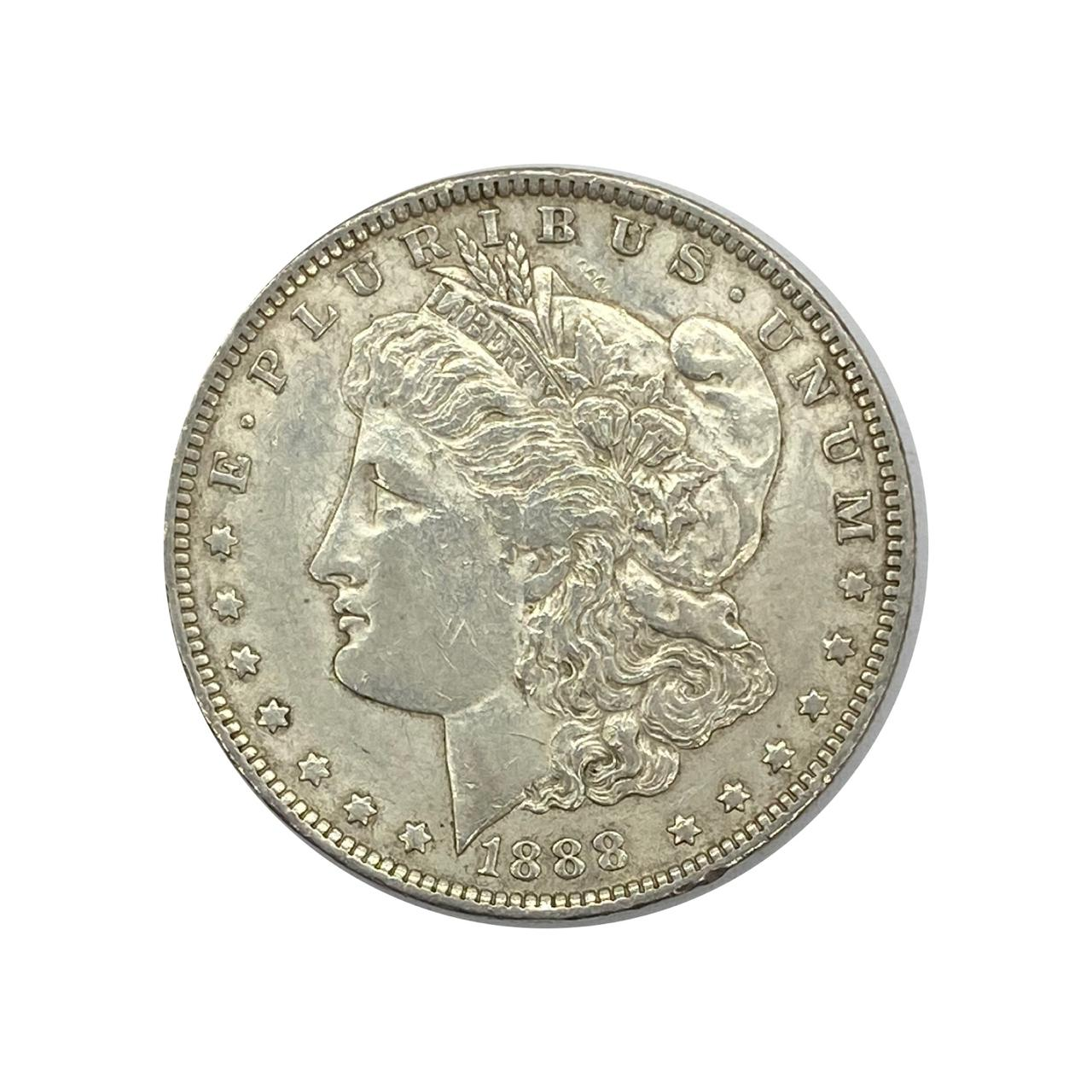 1 Dólar Morgan Dollar-1888