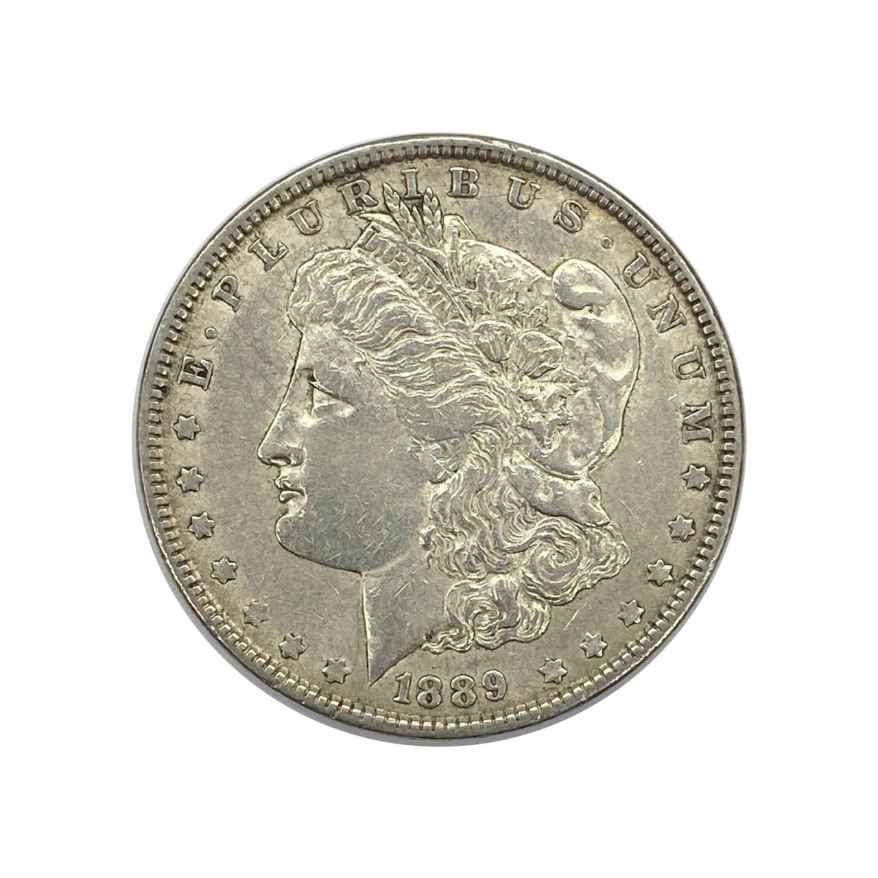 1 Dólar Morgan Dollar-1889