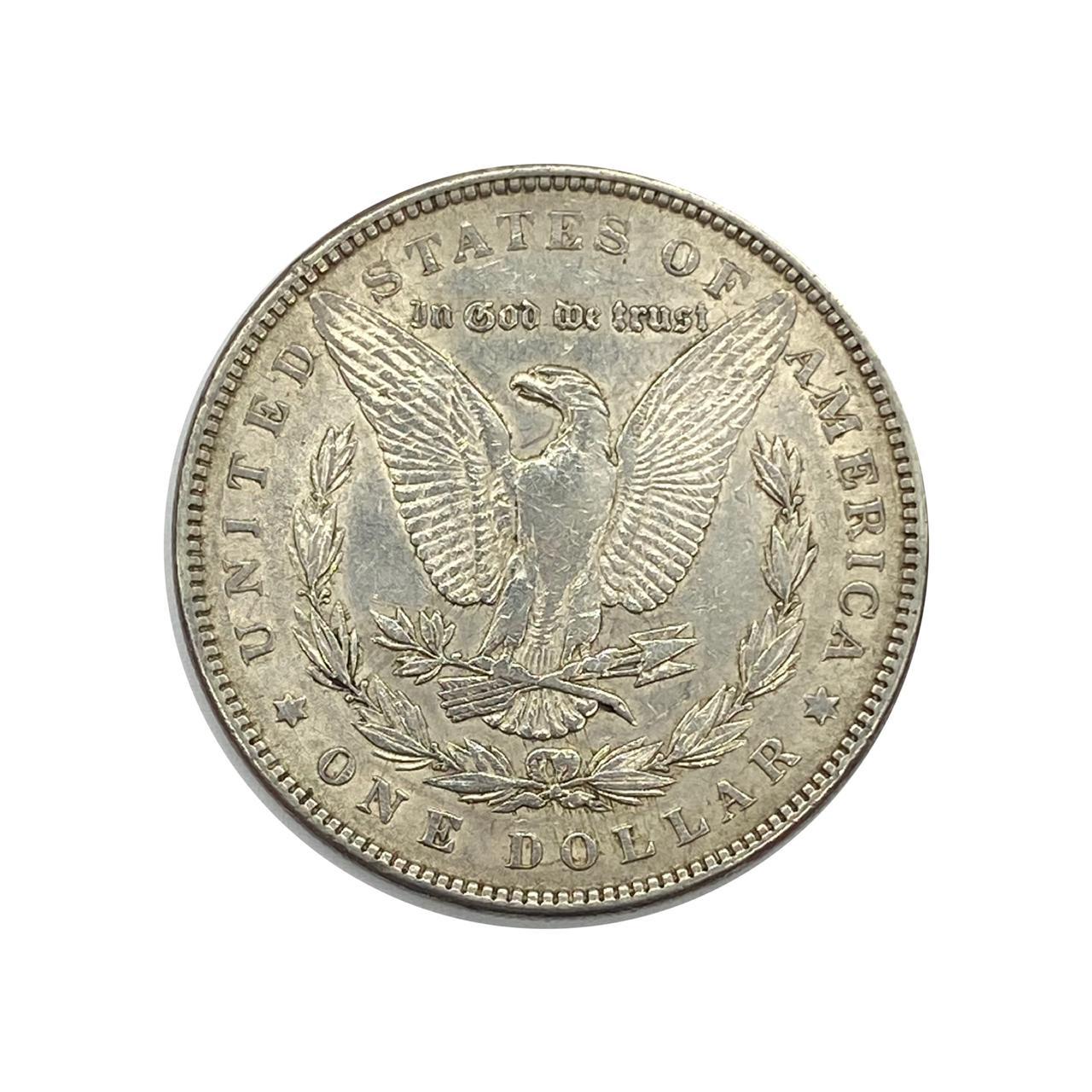 1 Dólar Morgan Dollar-1889