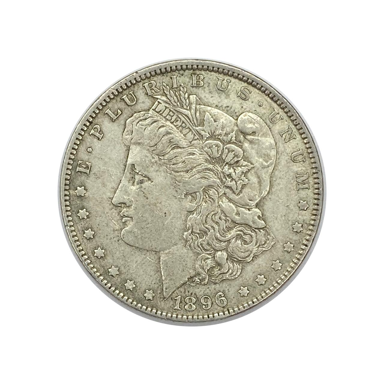 1 Dólar Morgan Dollar-1896
