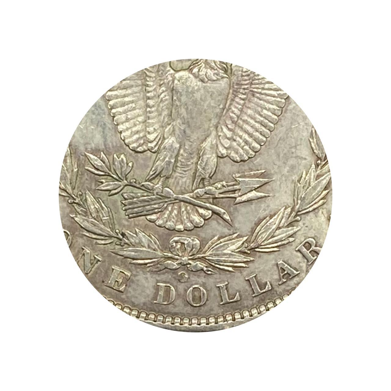 1 Dollar 1885 O SOB - Morgan Dollar EUA América