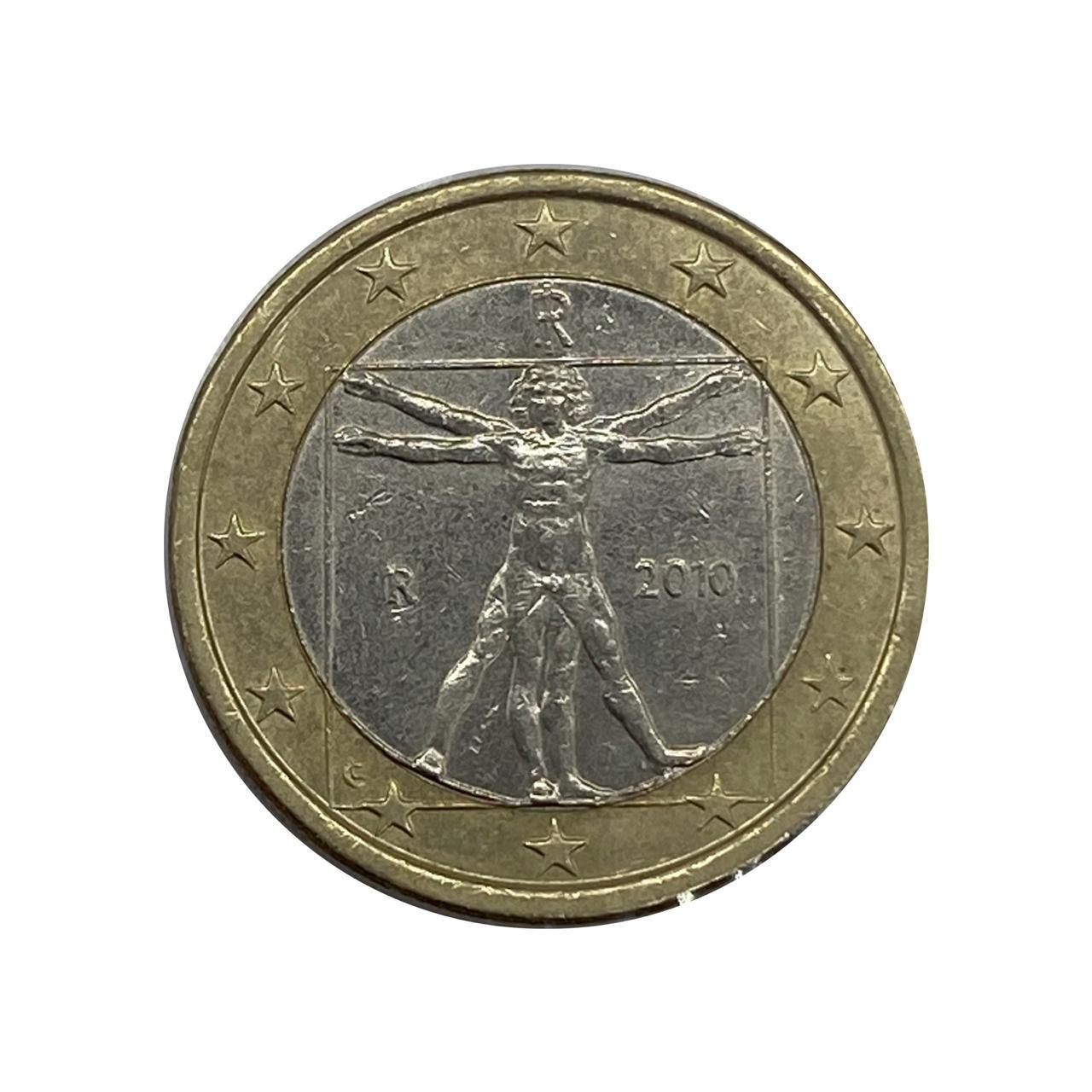 1 Euros  Italia mbc