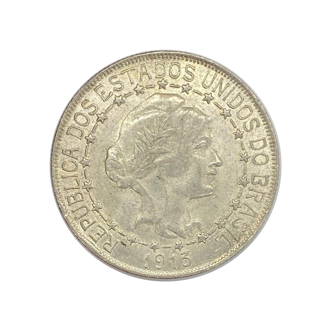 2000 Réis 1913 Estrelas Soltas - SOB