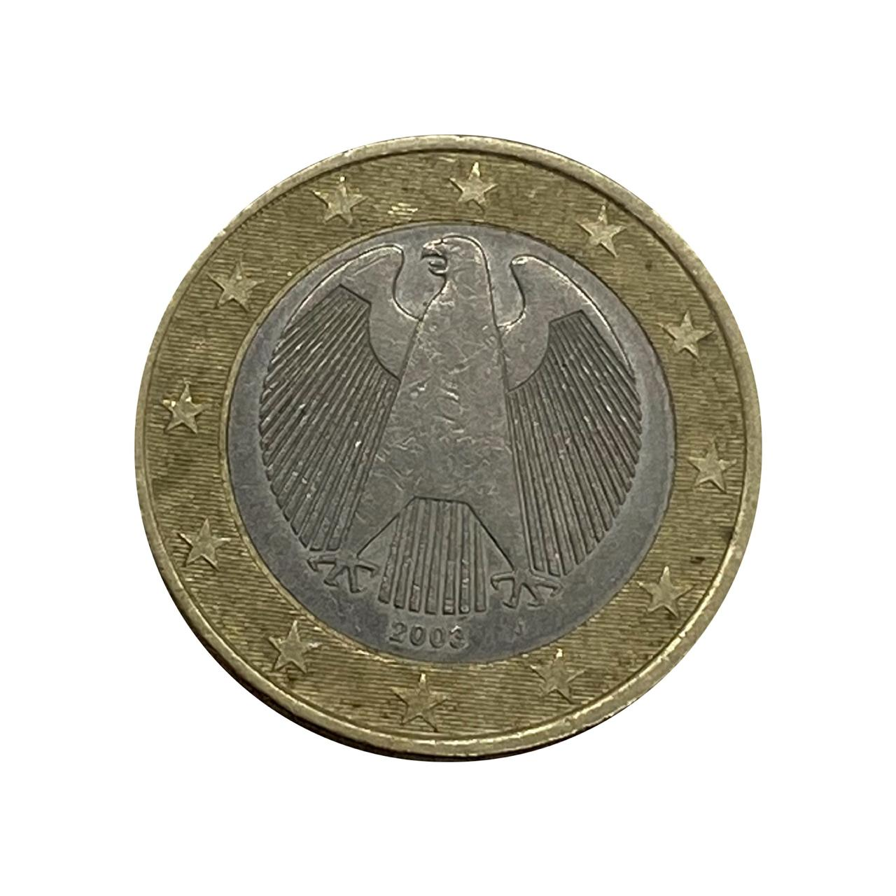2 Euros Alemanha mbc