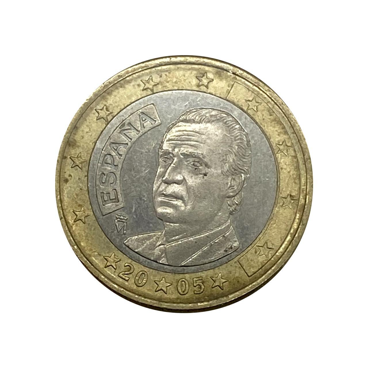 2 Euros Espanha mbc