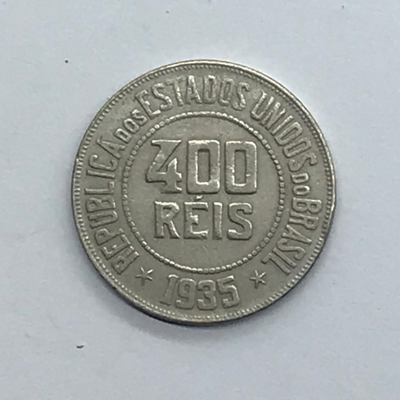 400 Réis 1935